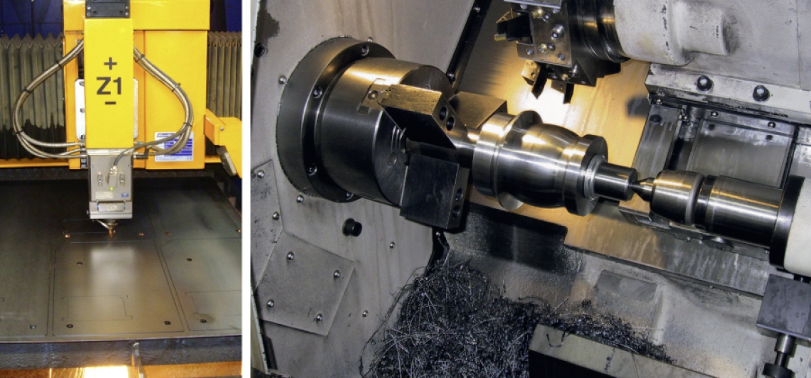CUTTING LASER-CONSTRUCTION OF OUR EQUIPMENT