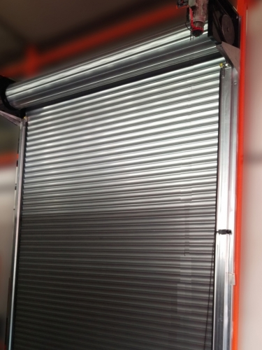 HIGH SPEED INDUSTRIAL ROLLER SHUTTER